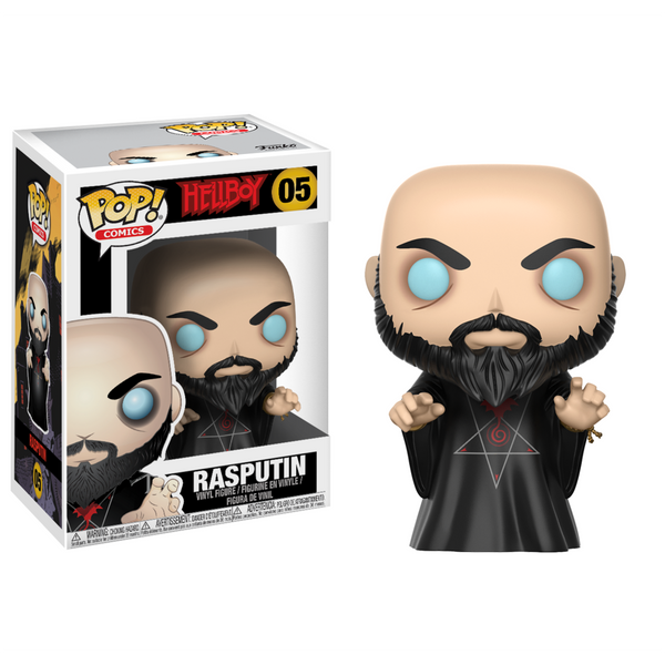Funko POP! Comics Hellboy Rasputin