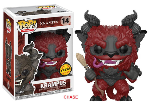 Funko POP! Holiday Krampus CHASE
