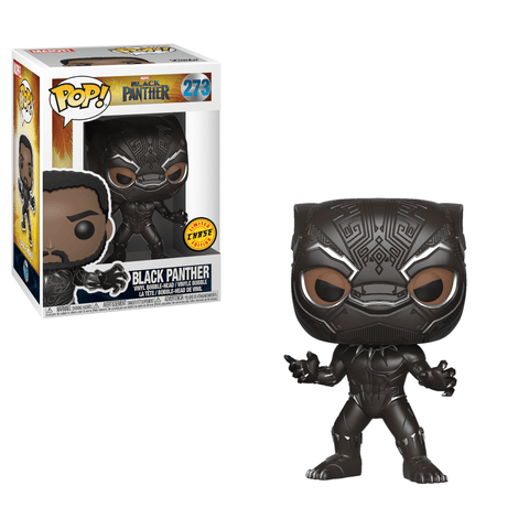 Funko Pop! Marvel Black Panther 273 Chase (Buy. Sell. Trade.)