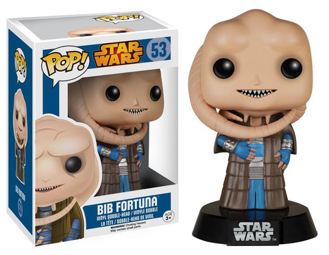 Pop! Star Wars Vinyl Bib Fortuna