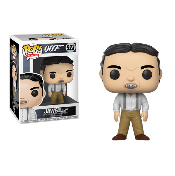 Funko POP! Movies: James Bond - Jaws
