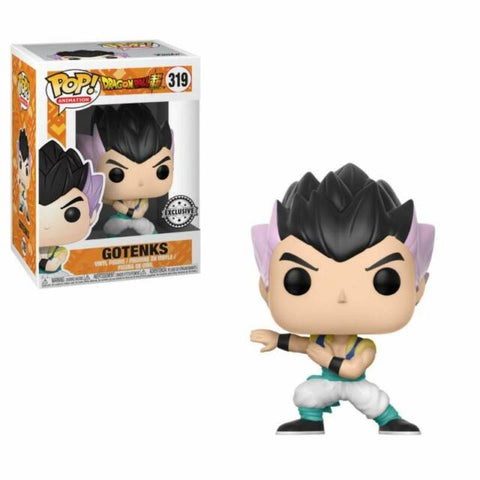 Funko Pop! Animation: Dragon Ball Super -Gotenks 319 Special Edition Sticker (Buy. Sell. Trade.)