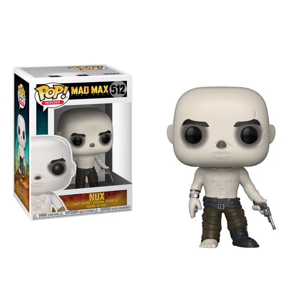 Funko POP! Movies: Mad Max Fury Road - Nux