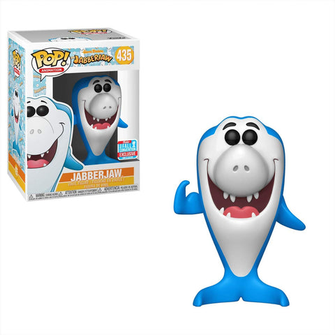 Funko Pop! Animation: Hanna Barbera - JabberJaw 2018 Fall Convention Exclusive (Buy. Sell. Trade.)