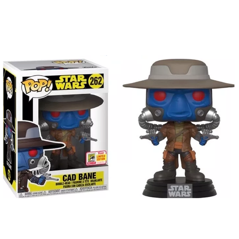 Funko Pop! Star Wars: Cad Bane 2018 SDCC Exclusive (Buy. Sell. Trade.)