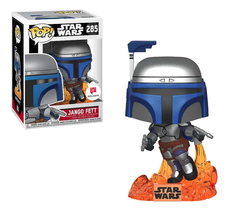 Funko Pop! Movies: Star Wars - Jango Fett 285 Walgreens Exclusive (Buy. Sell. Trade.)