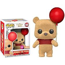 Funko Pop! Disney Christopher Robin Winnie The Pooh 440 Flocked BoxLunch Exclusive (Buy. Sell. Trade.)