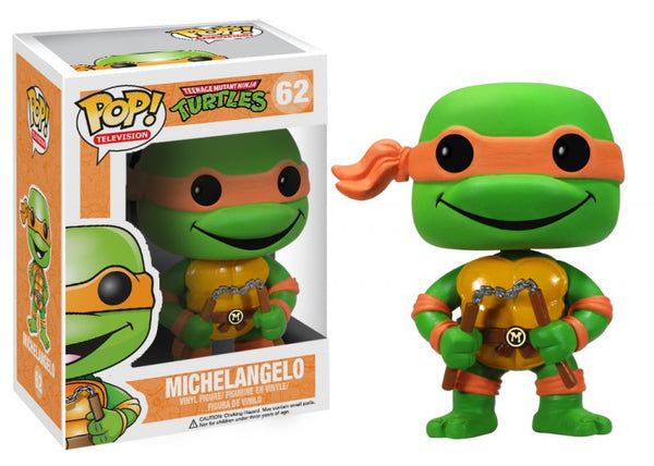 Pop! Teenage Mutant Ninja Turtles Vinyl Michelangelo