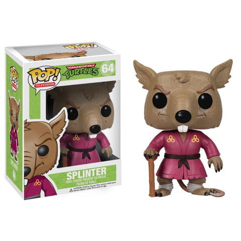 Pop! Teenage Mutant Ninja Turtles Vinyl Splinter