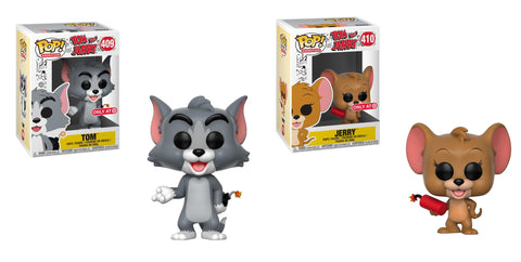 Funko Pop! Animation: Tom and Jerry Target Exclusive Set (Buy. Sell. Trade.)
