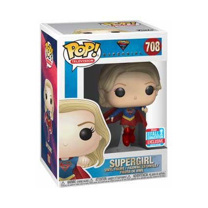 Funko Pop! Television: Supergirl 2018 Fall Convention Exclusive (Buy. Sell. Trade.)