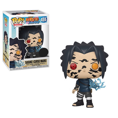 Funko Pop! Animation: Naruto - Sasuke Curse Mark Convention Exclusive (Buy. Sell. Trade.)