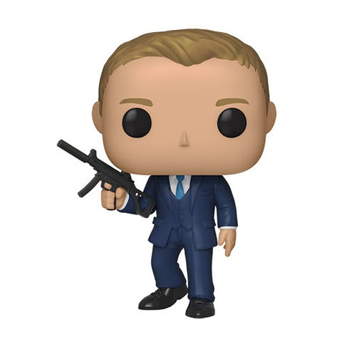 Funko Pop! Movies: James Bond - Daniel Craig Quantum of Solace