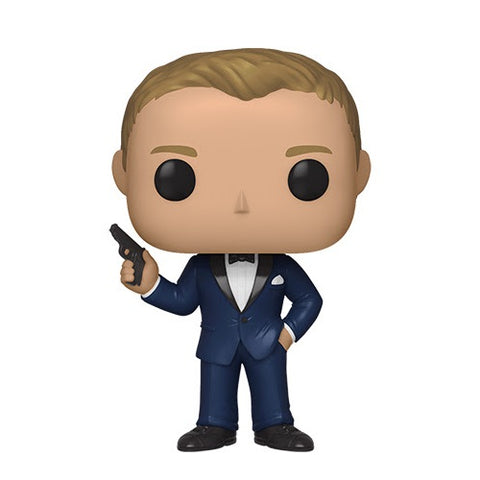 Funko Pop! Movies: James Bond - Daniel Craig Casino Royale