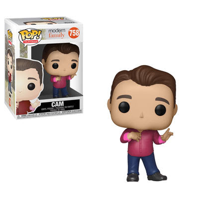 Funko POP! Television: Modern Family - Cam