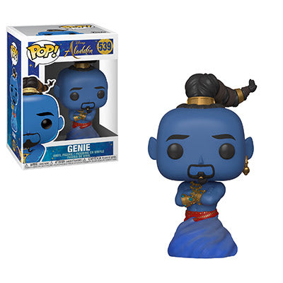 Funko POP! Disney: Aladdin Live Action - Genie