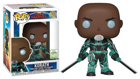 Funko Pop! Marvel: Captain Marvel Korath 437 Convention Exclusive (Buy. Sell. Trade.)