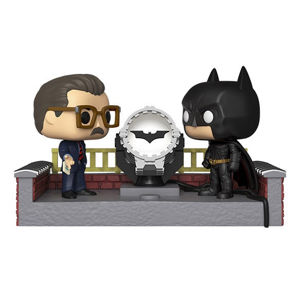 Funko Pop! Comic Moment: Batman 80th Anniversary - Bat Signal