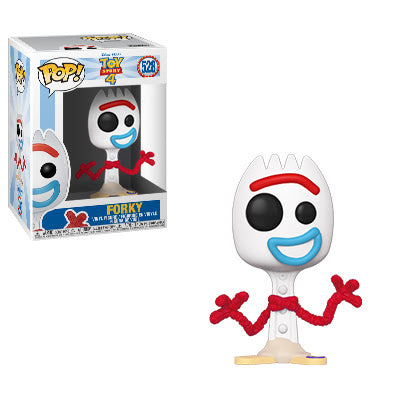 Funko POP! Disney: Toy Story 4 Forky