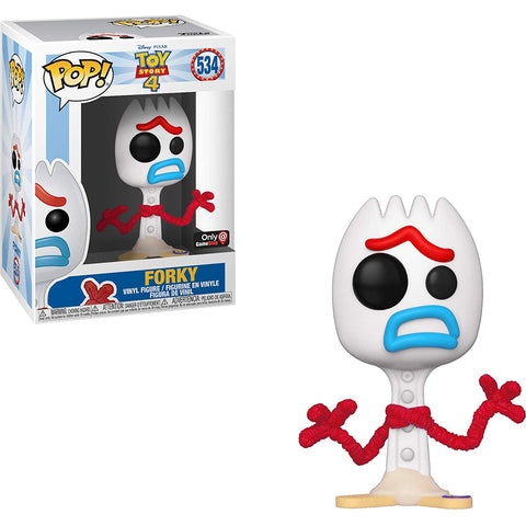 Funko Pop! Disney: Toy Story - Forky 534 GameStop Exclusive (Buy. Sell. Trade.)