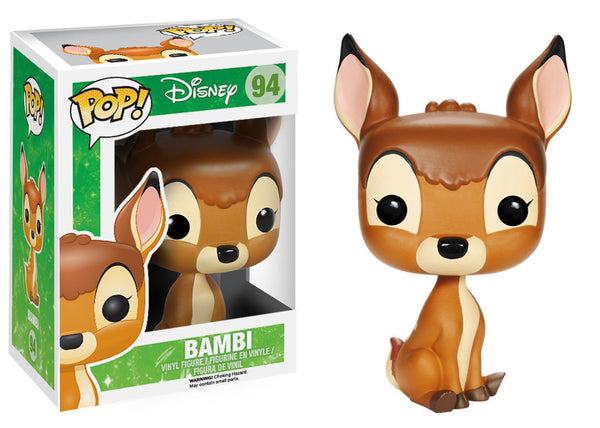 Pop!  Disney Vinyl Bambi Movie Bambi
