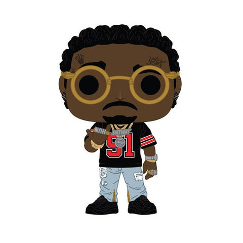 Funko POP! Rocks: MIGOS - Quavo (Coming Soon)