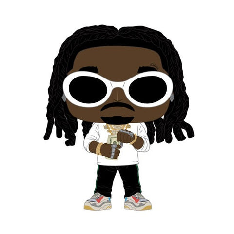 Funko POP! Rocks: MIGOS - Takeoff (Coming Soon)