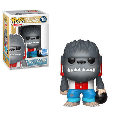 Funko Pop! Wolfgang Funko-Shop Exclusive (Buy. Sell. Trade.)