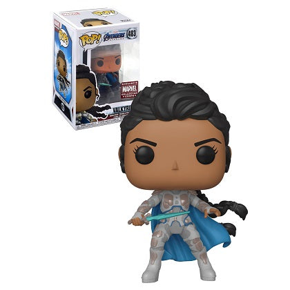 Funko Pop! Marvel Avengers Endgame Valkyrie Collector Corps Exclusive (Buy. Sell. Trade.)