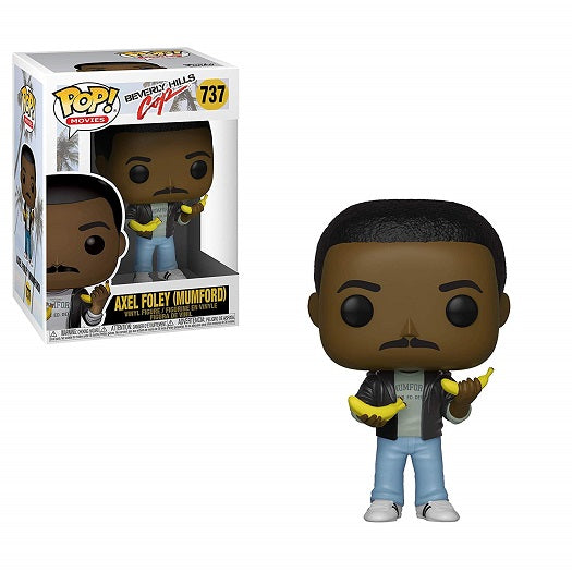Funko POP! Movies: Beverly Hills Cop - Axel Mumford