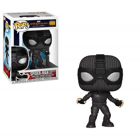 Funko POP! Spider-Man: Far From Home - Spider Stealth Suit