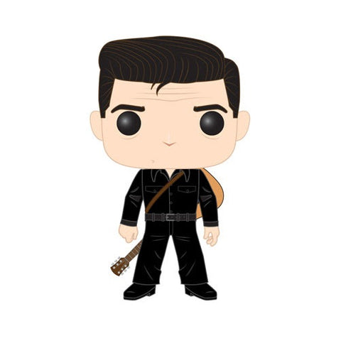Funko POP! Rocks: Johnny Cash in Black