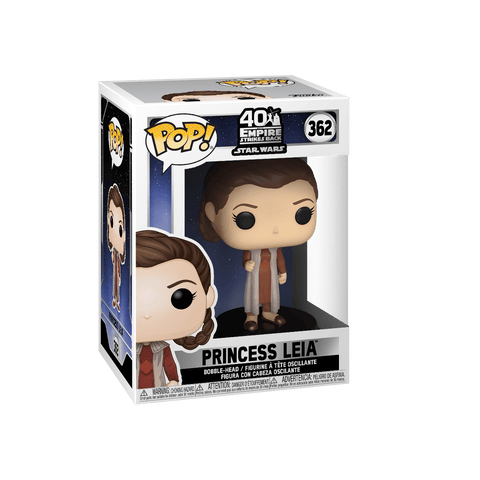 Funko Pop! Star Wars: ESB - Leia (Bespin)