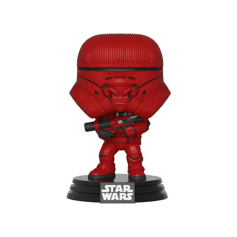 Funko POP! Star Wars: Rise of Skywalker- Sith Jet Trooper