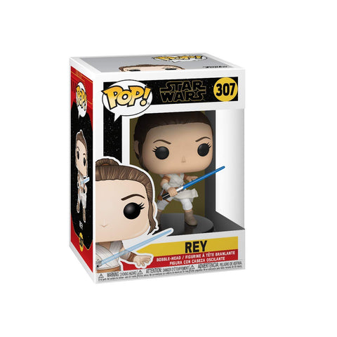 Funko POP! Star Wars: Rise of Skywalker- Rey