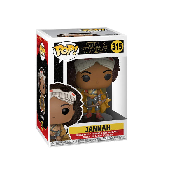 Funko POP! Star Wars: Rise of Skywalker- Jannah