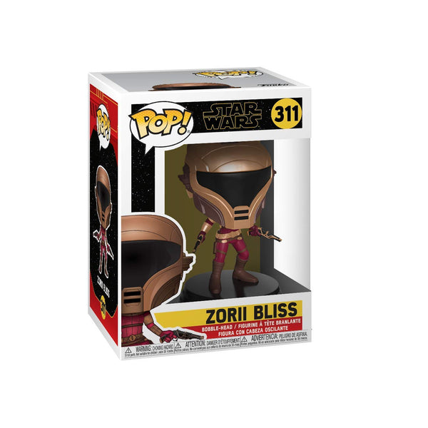 Funko POP! Star Wars: Rise of Skywalker- Zorii Bliss