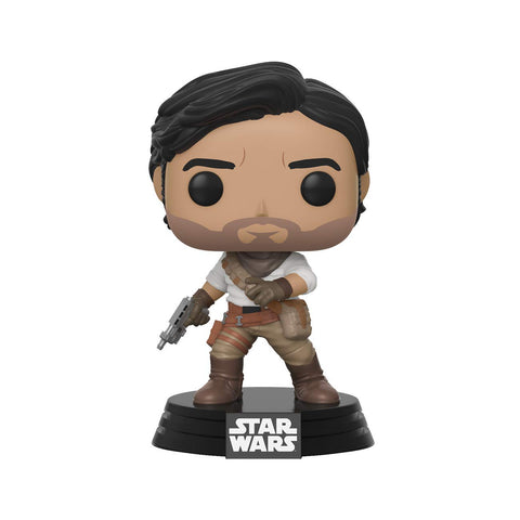 Funko POP! Star Wars: Rise of Skywalker- Poe Dameron