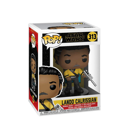 Funko POP! Star Wars: Rise of Skywalker- Lando Calrissian