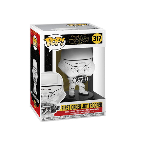 Funko POP! Star Wars: Rise of Skywalker- Jet Trooper