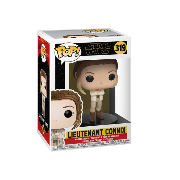 Funko POP! Star Wars: Rise of Skywalker- Lieutenant Connix