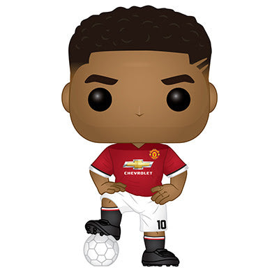Funko Pop! Football: MAN U - Marcus Rashford (Coming Soon)