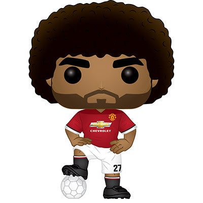 Funko Pop! Football: MAN U - Marouane Fellaini (Coming Soon)