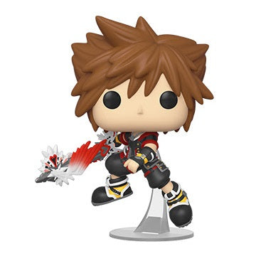 Funko POP! Disney: Kingdom Hearts 3 - Sora with Ultimate Weapon (Coming Soon)