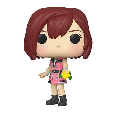 Funko POP! Disney: Kingdom Hearts 3 - Kairi with Hood (Coming Soon)