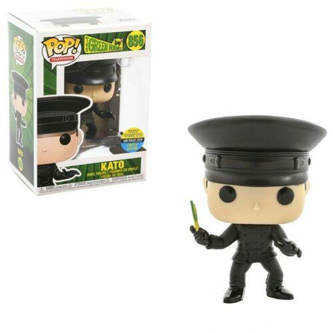 Funko Pop! Television The Green Hornet Kato 856 (Toy Tokyo Exclusive Sticker) (SDCC 2019) (Buy. Sell. Trade.)