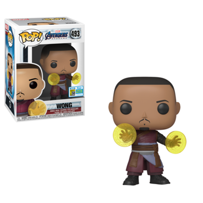 Funko POP: Marvel Endgame - Wong SDCC 2019 Sticker (Buy. Sell. Trade.)