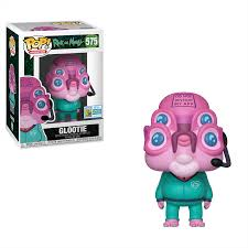 Funko Pop! Animation Rick and Morty Glootie 575 SDCC Sticker (Buy. Sell. Trade.)