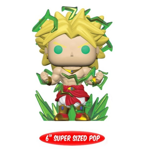 "Funko Pop! Animation: Dragon Ball Z Legendary Super Saiyan Broly 6"" #623 Galactic Toys Exclusive (Buy. Sell. Trade.)"