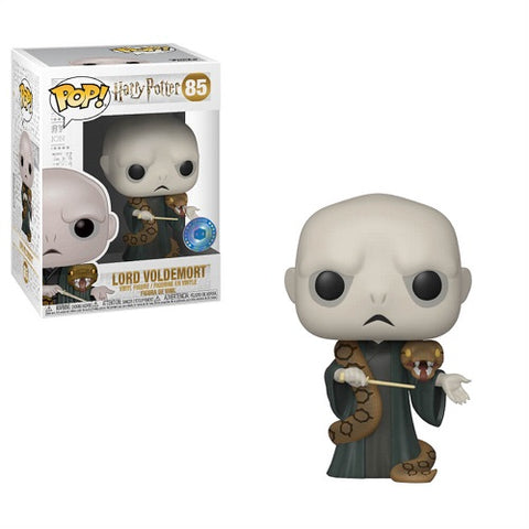 Funko Pop! Movies: Harry Potter - Lord Voldemort Pop in a Box Exclusive (Buy. Sell. Trade.)
